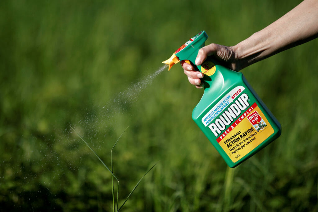 how to dispose of roundup