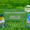ironite vs milorganite