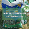 when to use milorganite